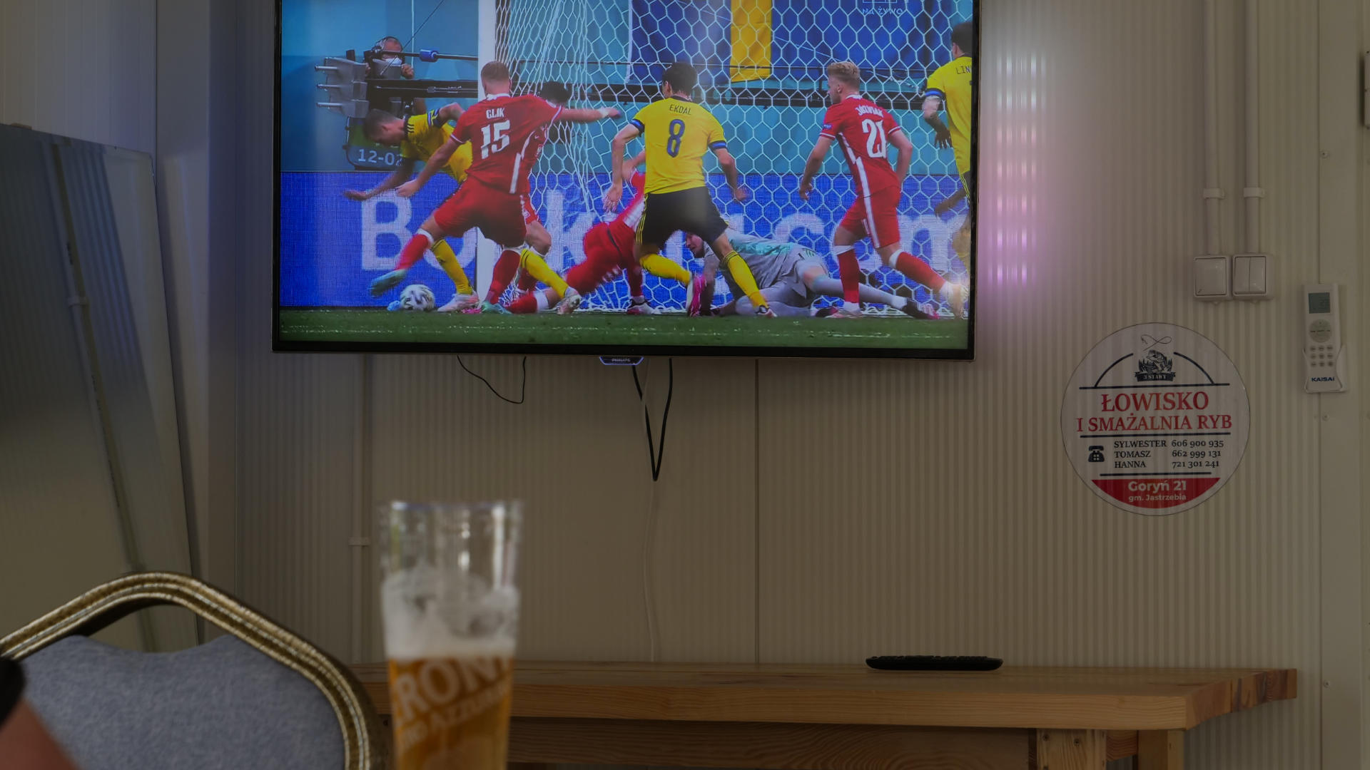 Imprezy mecze piwo